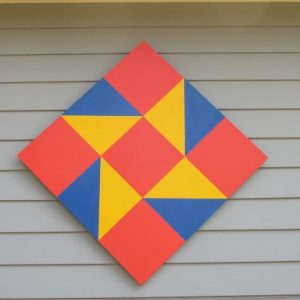 Friendship Star Barn Quilt