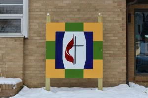 Methodist Church Symbol