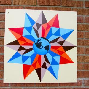 Pinwheel Around the World
